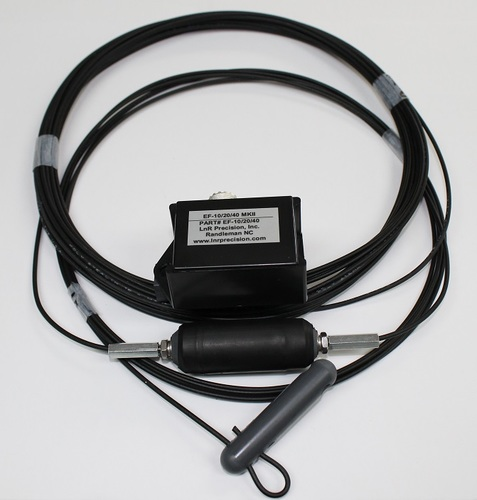 The popular EF-10/20/40 MKII. Multiband QRP rated at 25W.